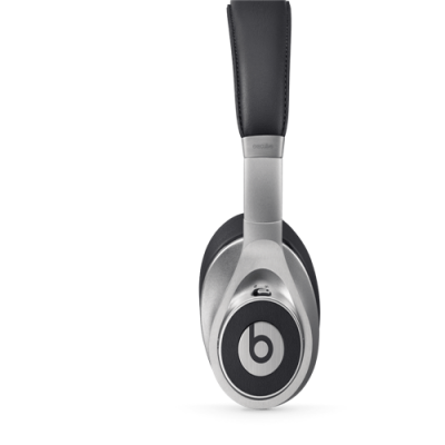 Beats by Dr Dre Executive Over Ear Headphones - Silver