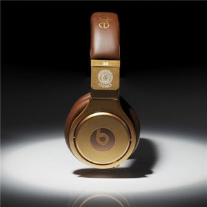 Beats By Dr Dre Pro Over-Ear Chocolate - Matte Gold Headphones