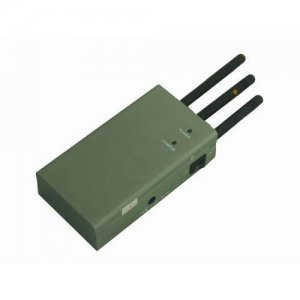 High Power Mini portable Cell Phone Jammer