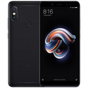 Xiaomi Redmi Note 5 4G Phablet Global Version - BLACK