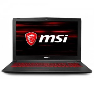 MSI GV62 8RD - 092CN Gaming Laptop - BLACK