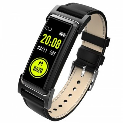 KingWear KR03 Smart Bracelet - BLACK