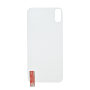 iPhone X Tempered Glass Rear Case Protectors (10 Pack)