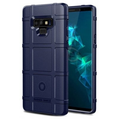 Naxtop Full Body Rugged Shield Case Soft TPU Cover for Samsung Galaxy Note 9 - CADETBLUE
