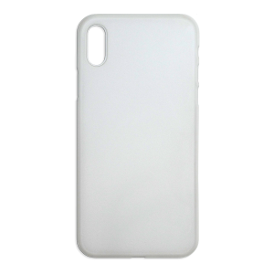 iPhone X Ultrathin Phone Case - Frosted White