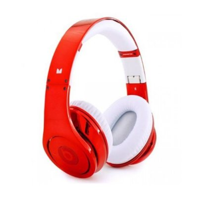 Beats By Dr.Dre Studio Electroplating Colorware Chrome Limited Edition (Red)
