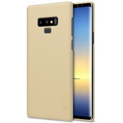 Nillkin Dirt-proof Dull Polish Protective Case for Samsung Galaxy Note 9 - SUN YELLOW
