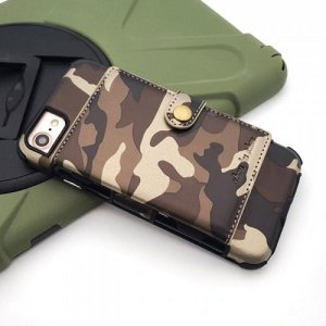 Phone Case For iPhone 6-7-8 - BROWN