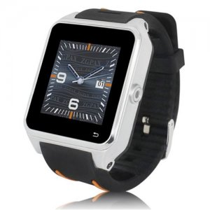 ZGPAX S82 3G Watch Smartphone 1.54 Inch MTK6572 Dual Core Android 9.1