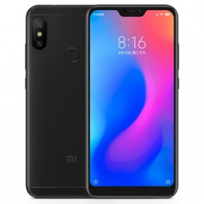 Xiaomi Redmi 6 Pro 4G Phablet International Version - BLACK