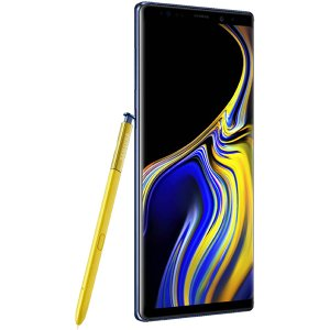 Samsung Galaxy Note 9 Android 8.1 Phone Snapdragon 845 CPU RAM 6GB ROM 128GB 3.5GHZ Dual 12MP Camera 4G LTE