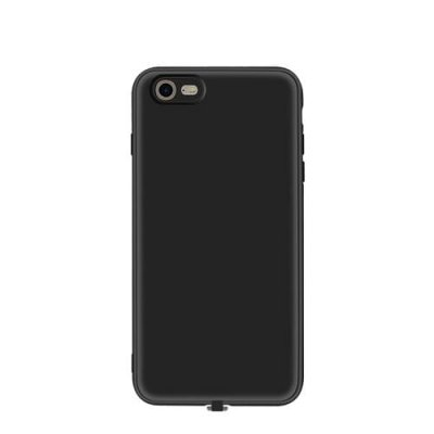 Multi-function Wireless Charging Receiver Case for iPhone 12 - BLACK