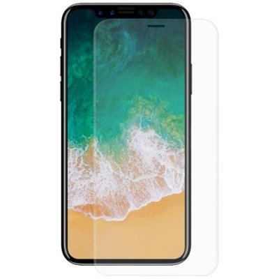 Hat - Prince Anti-fingerprint Hydrogel 0.1mm 3D Full Screen Film for 6.5 inch iPhone XS Max - TRANSPARENT