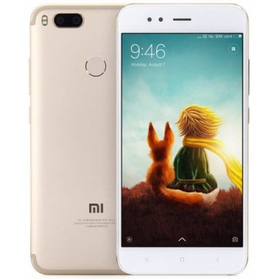 Xiaomi Mi A1 4G Phablet UK Plug - GOLDEN
