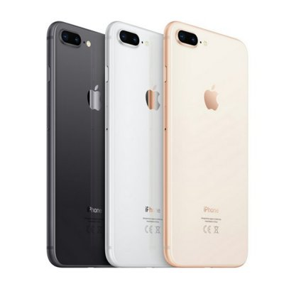Apple iPhone 8 Plus iOS 12 Unlocked Mobile Phone