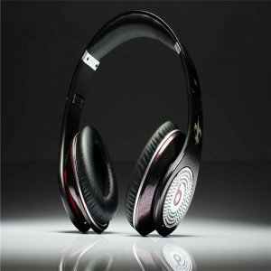 Beats By Dre Studio NFL Edition Headphones New Orleans Saints With the Diamond
