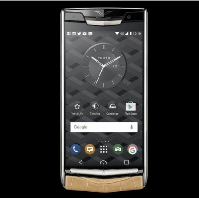 Vertu Signature Touch Almond Alligator Clone Android 11.0 Snapdragon 821 4G LTE luxury Phone
