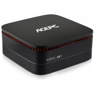 ACEPC AK1 Mini PC - BLACK