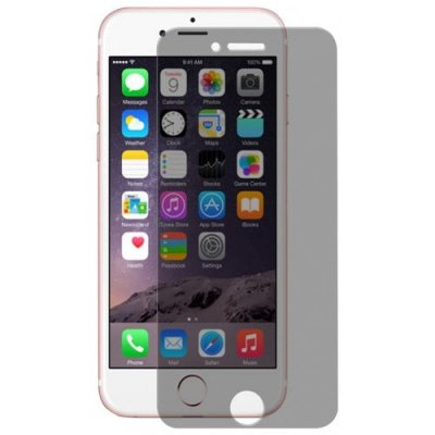 Hat - Prince Anti-peep Tempered Glass Screen Film for iPhone 12 - TRANSPARENT