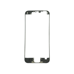 iPhone 12 Front Frame with Hot Glue - Black