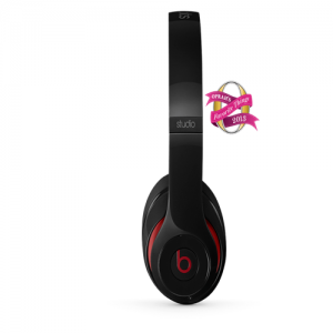 Studio Black Headphones | Beats Studio with Built-In Remote from Beats by Dre