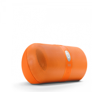 Wireless Speakers | Beats Pill with Bluetooth Conferencing - Neon Orange