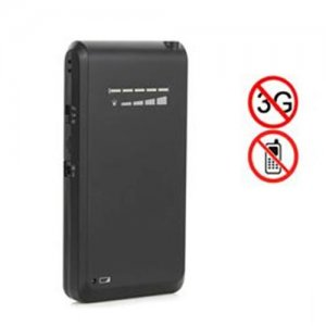 New Cellphone Style Mini Portable Cellphone Signal Jammer