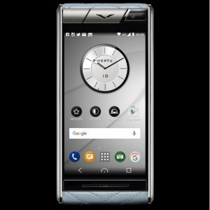 Vertu Aster Quilt Blue Clone Android 9.1 Snapdragon 821 4G LTE luxury Phone