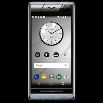 Vertu Aster Quilt Blue Clone Android 11.0 Snapdragon 821 4G LTE luxury Phone