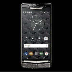 Vertu Signature Touch Clous de Paris Clone Android 11.0 Snapdragon 821 4G LTE luxury Phone
