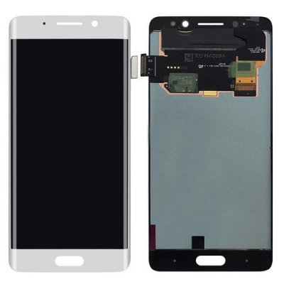 High Quality LCD Phone Touch Screen Replacement Digitizer Display Assembly Tool for Huawei Mate 9 Pro - WHITE