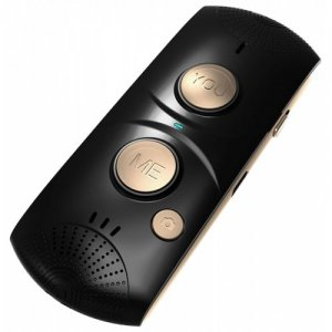 SP1125 Smart Voice 28 Languages Translator-u00a0Device - BLACK