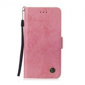 Leather Case for iPhone 6-6 S - HOT PINK