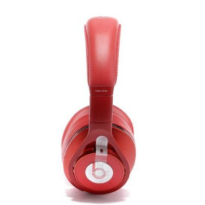 Beats By Dr Dre Executive Over Ear Headphones Red