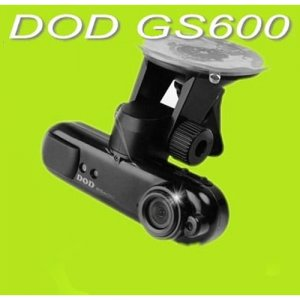 DOD GS600 True 1080P HD Car DVR Black Box Camera with GPS