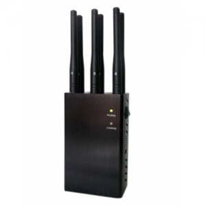Portable WiFi Bluetooth GPS Jammer Cell Phone Blocker