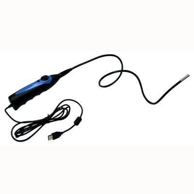 "Waterproof 1/12"" VGA CMOS Handhold Inspection Endoscope with 6 LEDs and 7mm Len"