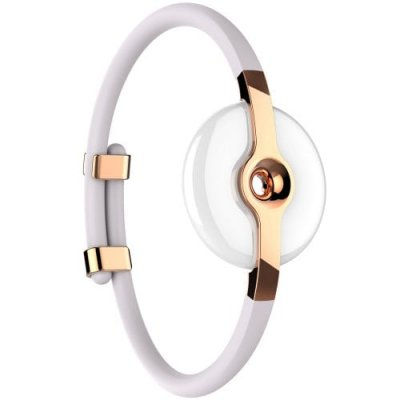 Amazfit Wristband Bluetooth Smart Bracelet ( Xiaomi Ecosysterm Product ) - WHITE