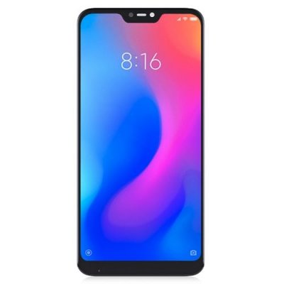 Original Xiaomi Redmi 6 Pro Touch Display Screen LCD - BLACK