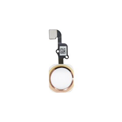 iPhone 6s and 6s Plus Home Button Assembly - White/Rose Gold