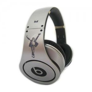 Beats By Dre Studio Michael Jackson Limited Edition Silver