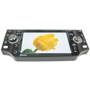 4.3 Inch TFT LCD Screen Car DVD + Touch Screen + TV + FM