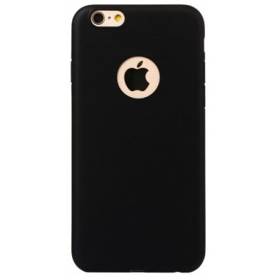 ASLING Ultra-thin Back Case Protector for iPhone 12 - 6S TPU Material - BLACK