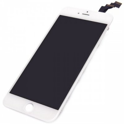 White Screen Assembly for iPhone 12 Pro Max - WHITE