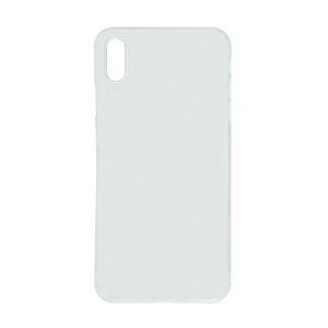 iPhone XS Ultrathin Phone Case - Frosted White