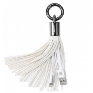 REMAX Hanging Fringe Data Cable (RC 053i) - WHITE