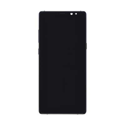 Samsung Galaxy Note 8 Screen Assembly with Frame - Gold (Premium)