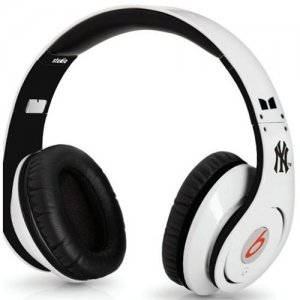 Beats By Dr Dre New York Yankees Headphone Limited Edition