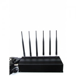 15W High Power Multifunctional Mobile phone Bluetooth RF Signal Jammer