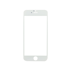 iPhone 12 Glass Lens Screen - White